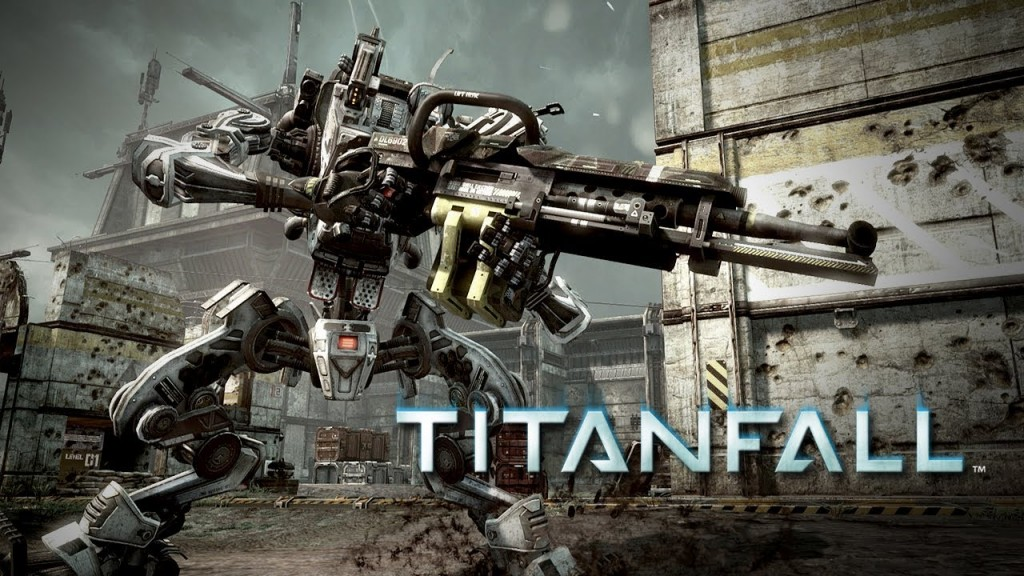Titanfall-Offical-Stryder-Video