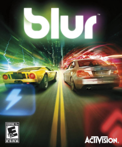 Blur Game Cover