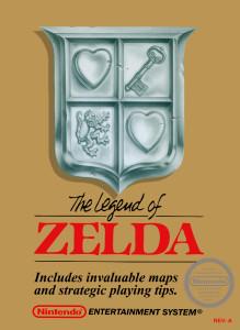 Legend of Zelda Box Art