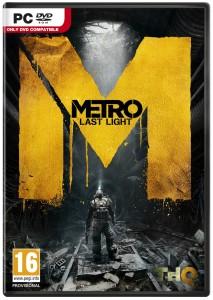 Metro: Last Light Cover