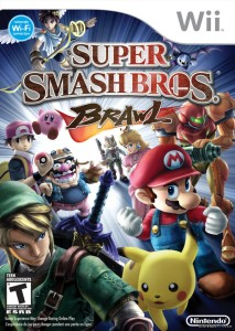 Super Smash Bros. Cover
