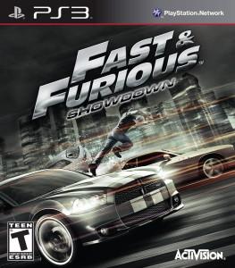 Fast & Furious Showdown Cover